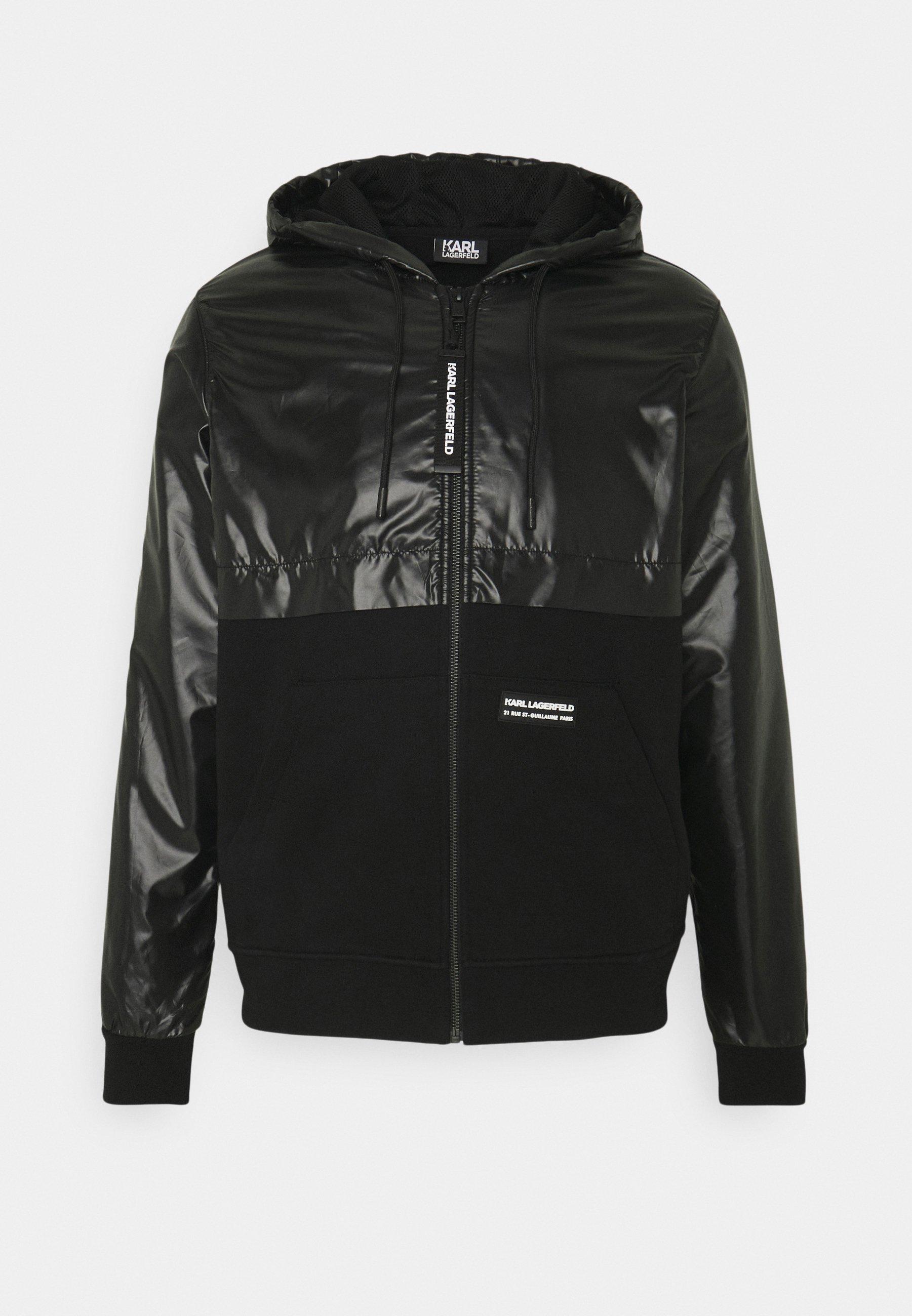 Men HOODY JACKET - Summer jacket