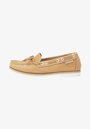 Boat shoes - dune