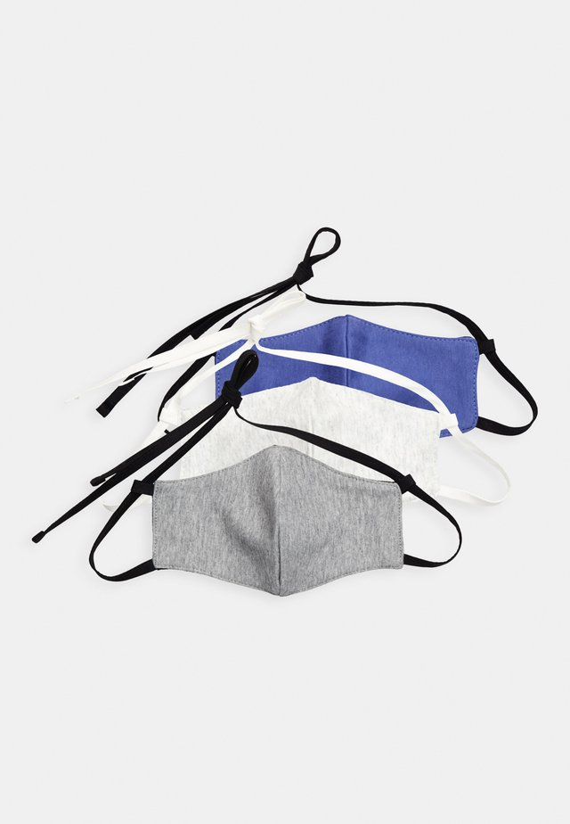 3 PACK - Community mask - blue/grey/white