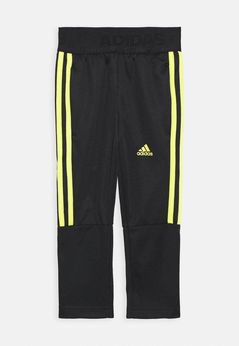 adidas Performance - TIRO STADIUM LEAGUE AEROREADY PANTS - Teplákové kalhoty - black/yellow
