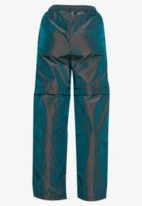 Weekday - KINNA TRACK TROUSER - Shorts - olive green - 1