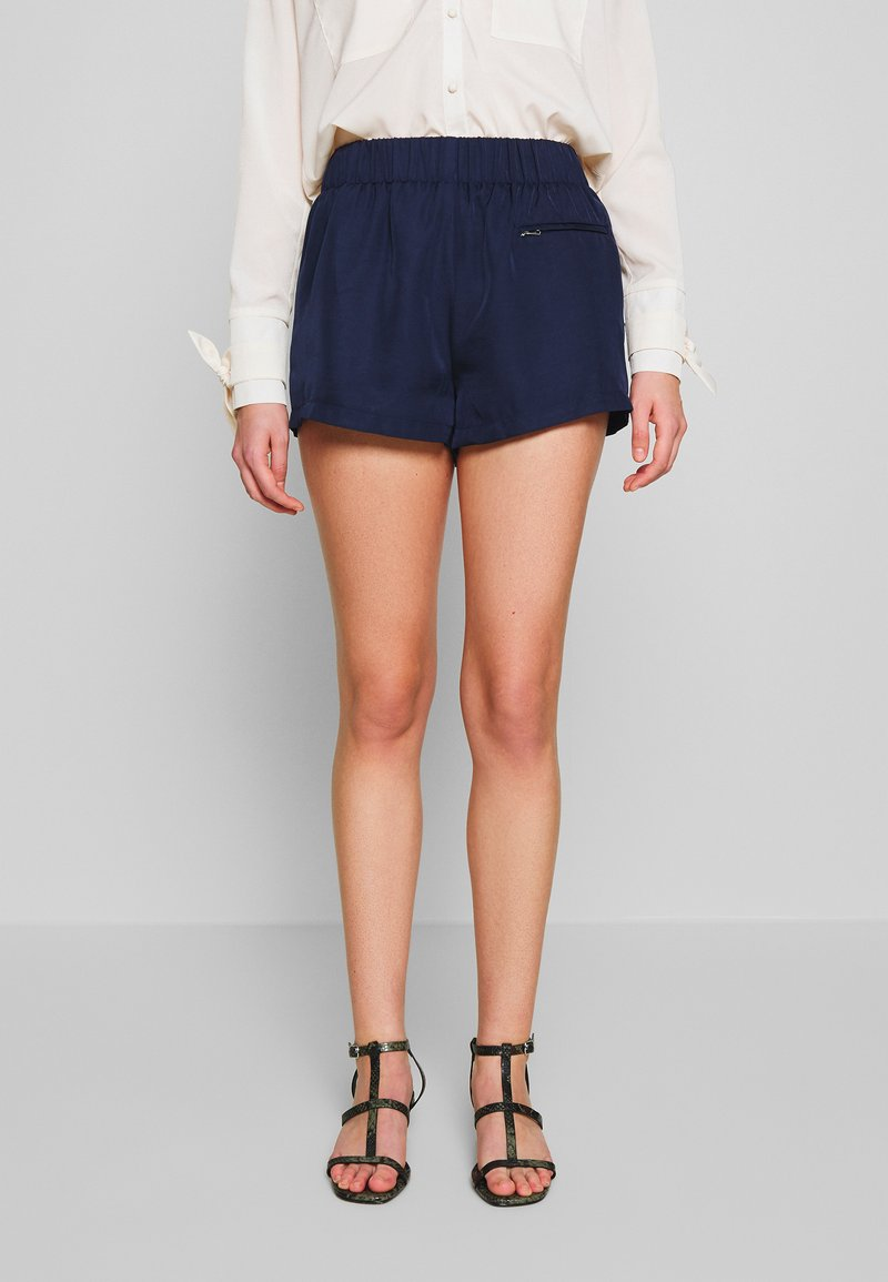 4th & Reckless - THEA - Shorts - navy