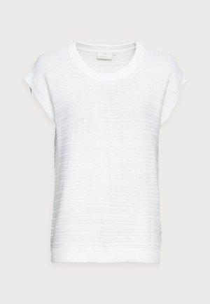 MARRIA - T-shirt imprimé - chalk