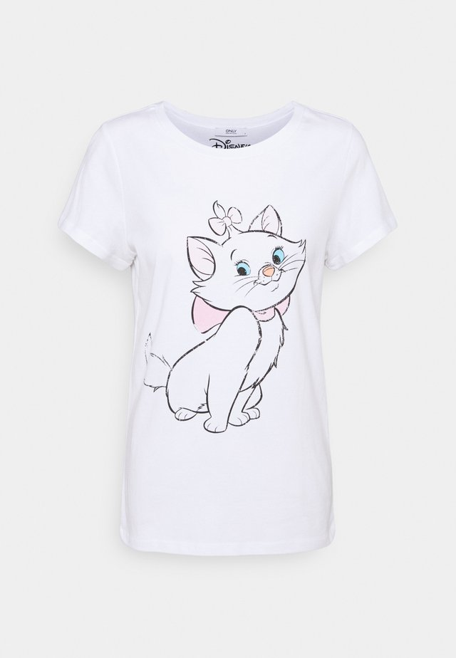 ONLDISNEY MIX BOX - T-shirt con stampa - white