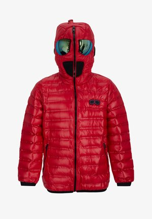 ADVENTURE - Down jacket - red