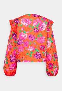Cras - MILLACRAS JACKET - Summer jacket - flower jam - 1
