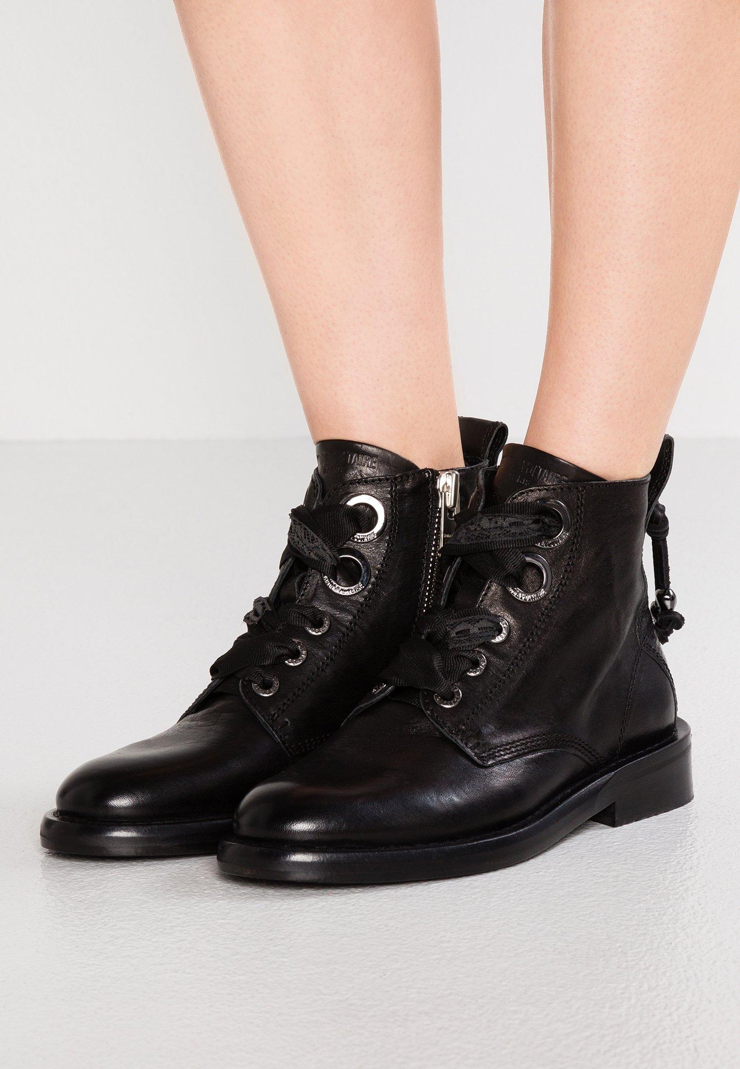LAUREEN ROMA Ankelboots noir