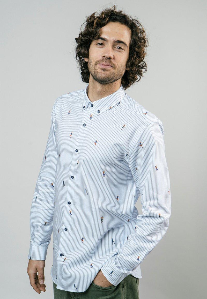 Brava Fabrics - Shirt - blue