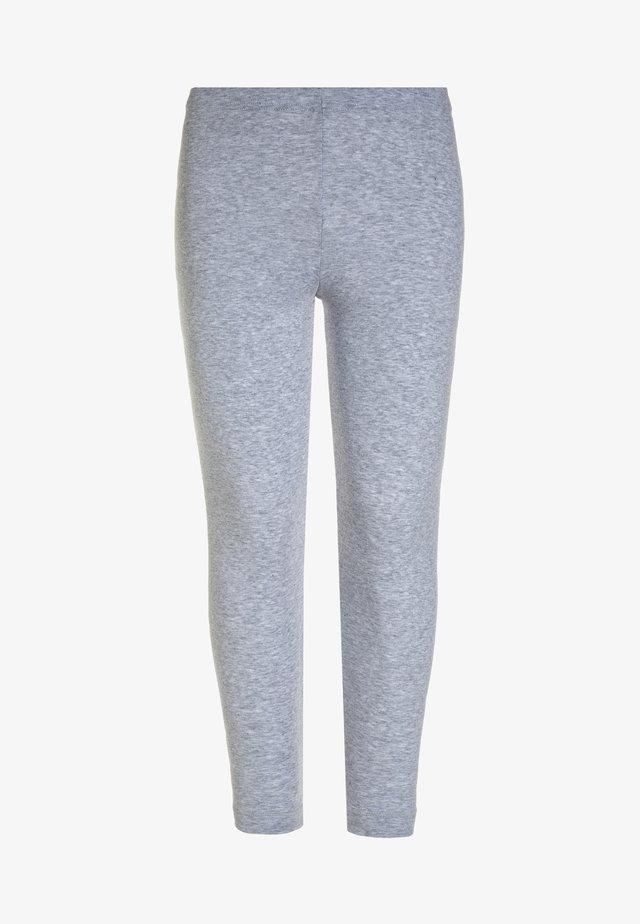 PANTS LONG BASIC ORGANIC - Dlouhé spodní prádlo - hellgrau melange
