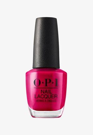 NAIL LACQUER - Nail polish - nlw 62 madam president