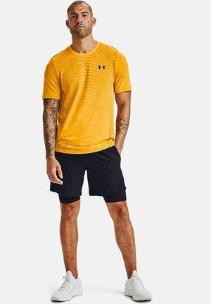Print T-shirt - lunar orange