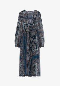 Mango - DESIRE - Day dress - dunkles marineblau - 6