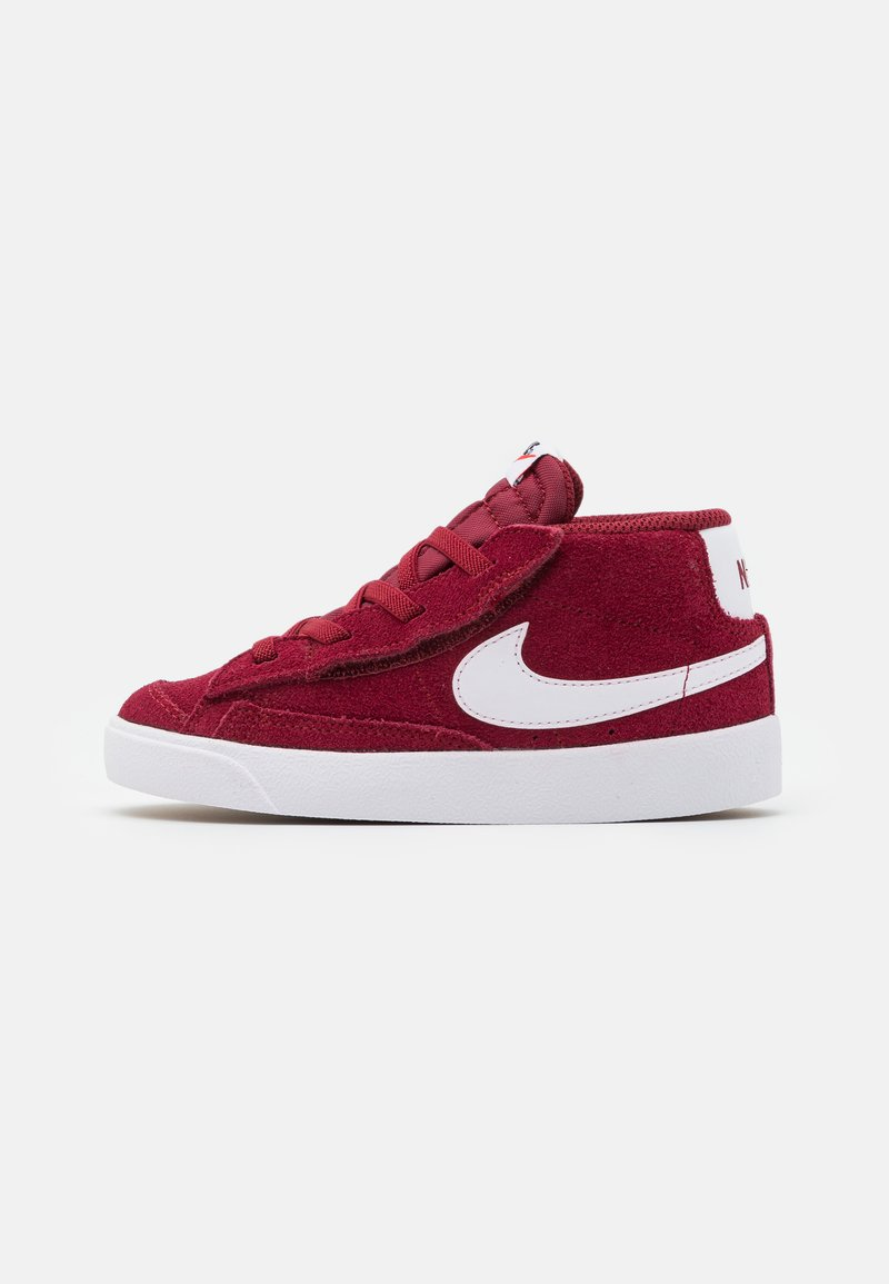 Nike Sportswear - BLAZER MID '77 UNISEX - Baby shoes - team red/white/black
