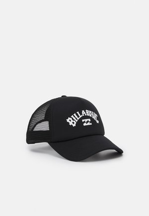 PODIUM TRUCKER UNISEX - Gorra - black