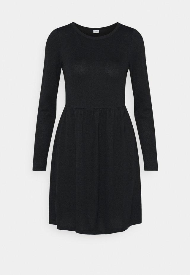 JDYTONSY DRESS - Neulemekko - black