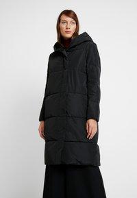 Selected Femme - SLFADA COAT - Kåpe / frakk - black - 0
