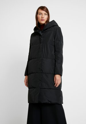 SLFADA COAT - Villakangastakki - black