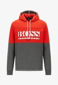 BOSS - SOODY  - Felpa con cappuccio - grey - 3
