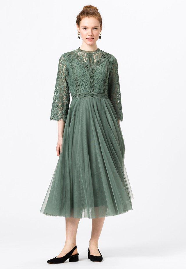Cocktailkleid/festliches Kleid - seegrün