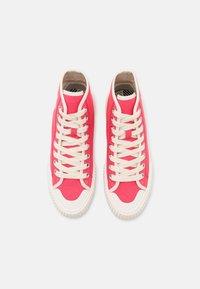 Paul Smith - WOMENS SHOE KIBBY BUBBLEGUM - Sneakers hoog - raspberry - 4