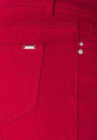 Morgan - Jeans Skinny Fit - grenat - 2