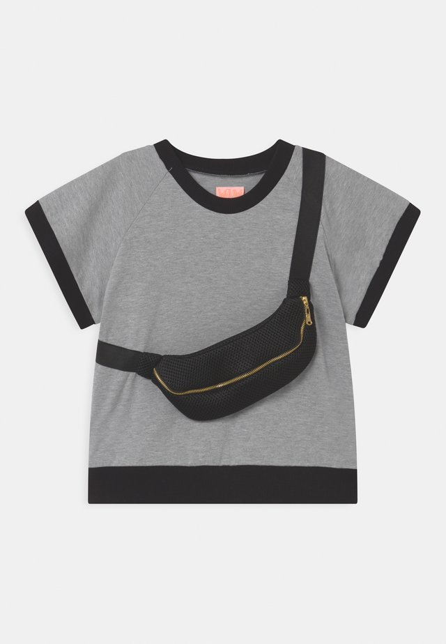 RAY UNISEX - T-shirt con stampa - grey