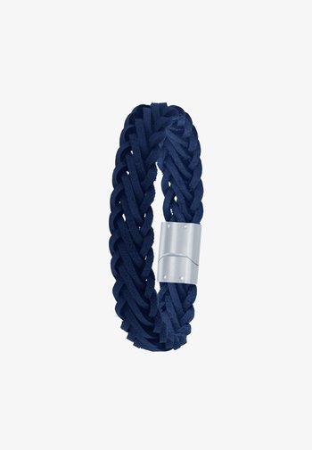 Bracelet - donkerblauw