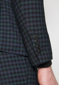 Lindbergh - CHECKED SUIT - Oblek - navy - 9