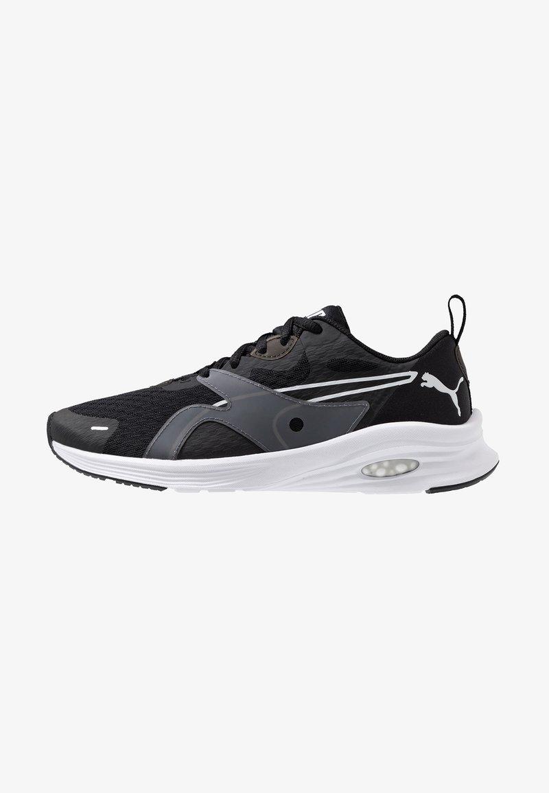 Puma - HYBRID FUEGO - Neutrální běžecké boty - black/white
