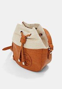 Esprit - Across body bag - caramel - 2