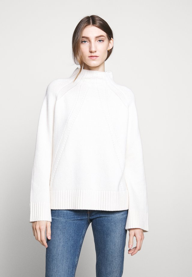 BEGONIA - Strickpullover - soft white