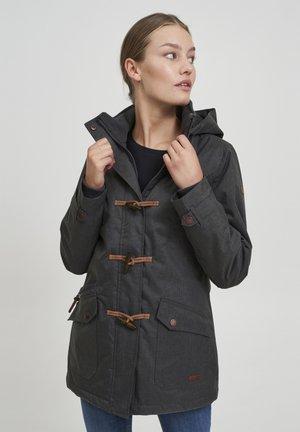 Winter coat - dark grey