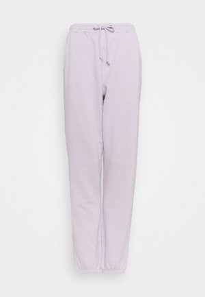 JOGGERS - Tracksuit bottoms - purple