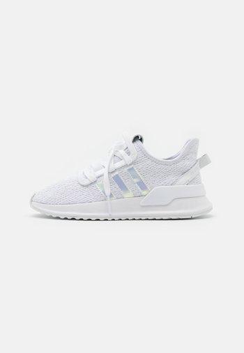 U PATH SPORTS INSPIRED SHOES UNISEX - Sneakers laag - footwear white/core black