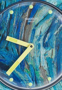 Swatch - THE STARRY NIGHT BY VINCENT VAN GOGH UNISEX - Hodinky - blue - 5