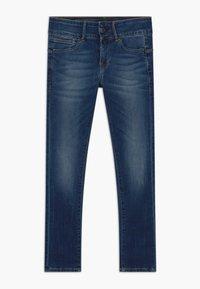G-Star - Skinny džíny - blue denim - 0