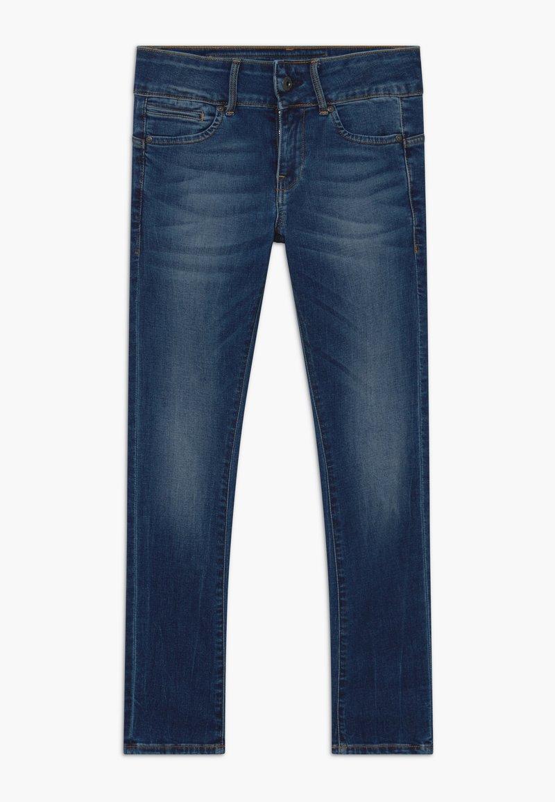 G-Star - Skinny džíny - blue denim