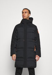 adidas Performance - MYSHELTER URBAN COLD RDY OUTDOOR JACKET - Dunjakker - black/orange - 3