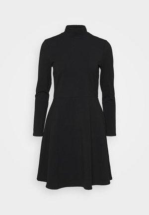 Jerseykleid - true black