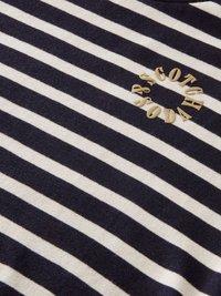 Scotch & Soda - STRIPED TEE - T-shirt print - combo - 4