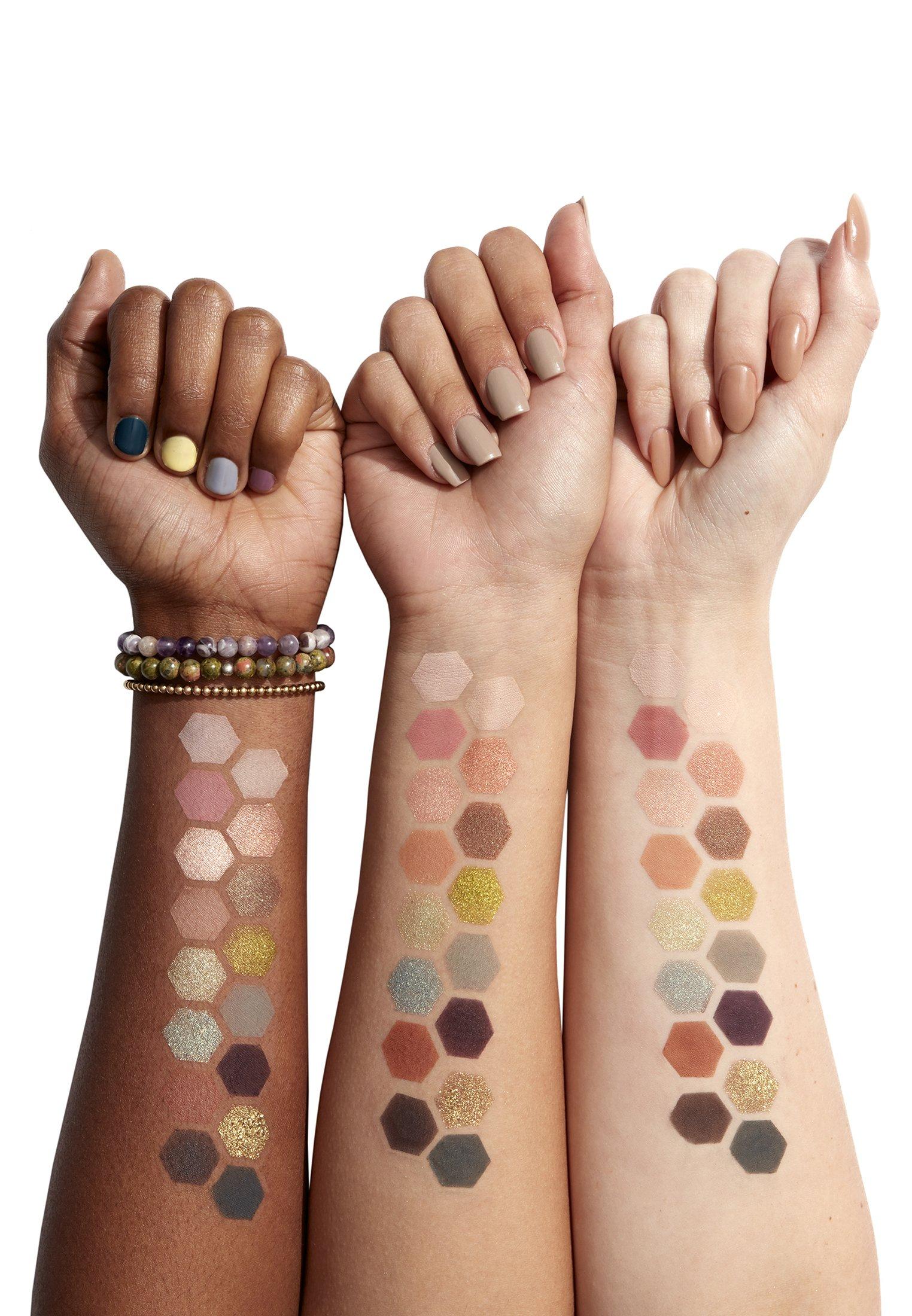 Nyx Professional Makeup ULTIMATE SHADOW PALETTE - Palette fard à paupière -  utopia 16/multicolore - ZALANDO.CH