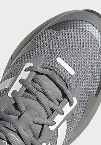 adidas Originals - ZX 1K BOOST SCHUH - Sneakers - grey - 8