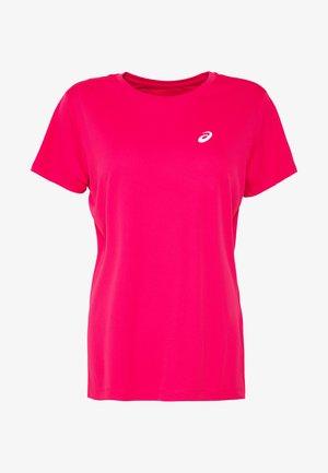 T-shirts med print - pixel pink