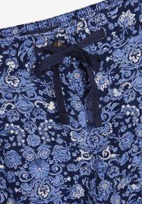 Next - Trousers - mottled blue - 2