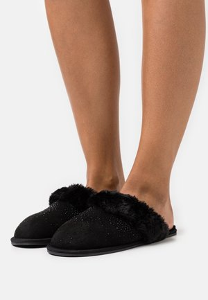 SNOOZES - Mules - black
