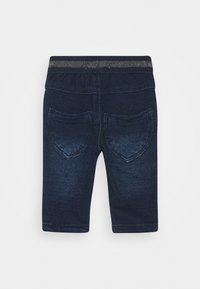 Name it - NMFSALLI DNMTORINA - Legging - dark blue denim - 1