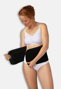 Carriwell - POST BIRTH BELLY BINDER - Andet - black - 0