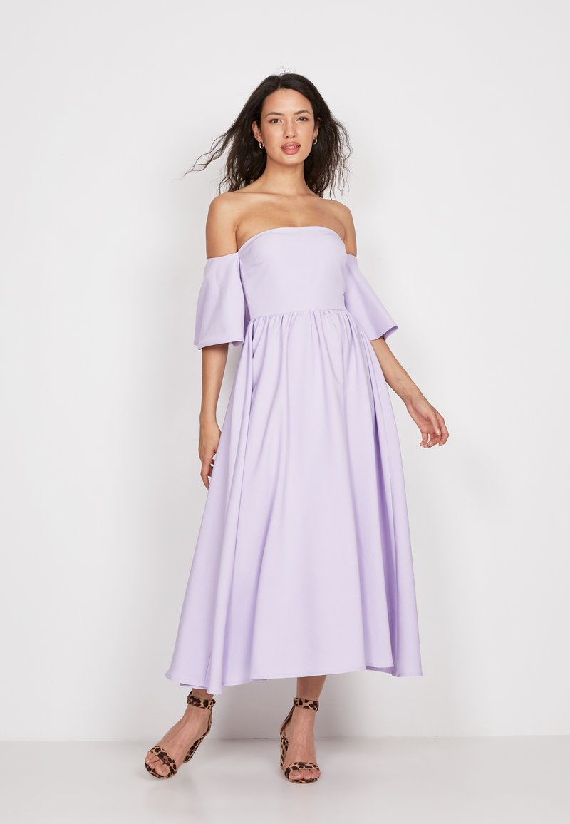 True Violet - Day dress - lilac