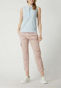 MAC Jeans - STRETCH-ANTEIL MODELL 'RICH' - Relaxed fit jeans - rosé - 1