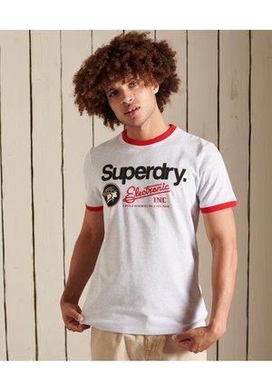 CLASSIC - Print T-shirt - oatmeal